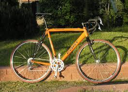 Cross kerékpár minden terpre